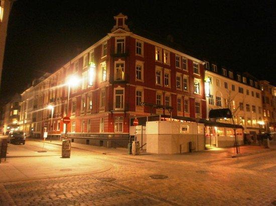 P-Hotels Bergen : Hotel outside