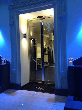 Giochi Di Luce Foto Di Hotel Montecatini Palace