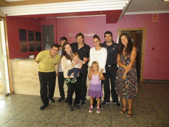 Hotel Susuqui: Hasta la próxima amigos!