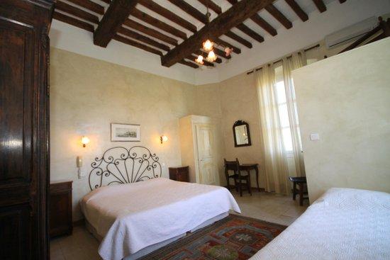 Hotel La Solenzara : chambre demeure 4
