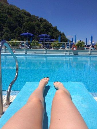 Best Western Hotel La Solara Sorrento: The pool