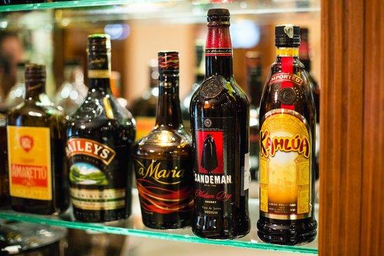 BEST WESTERN Hotel Kinsky Garden: Lobby Bar