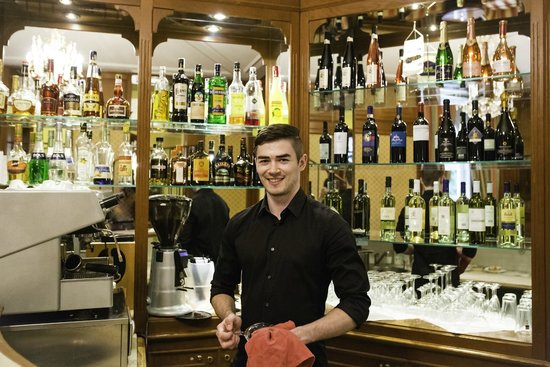 Best Western Hotel Kinsky Garden : Lobby Bar