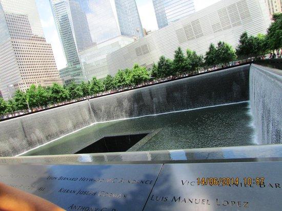 Mémorial du 11-Septembre : World Trade Center
