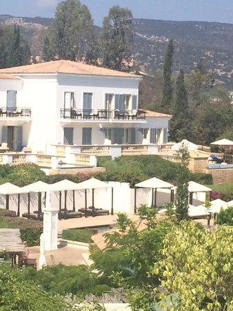 Anassa Hotel: The villas