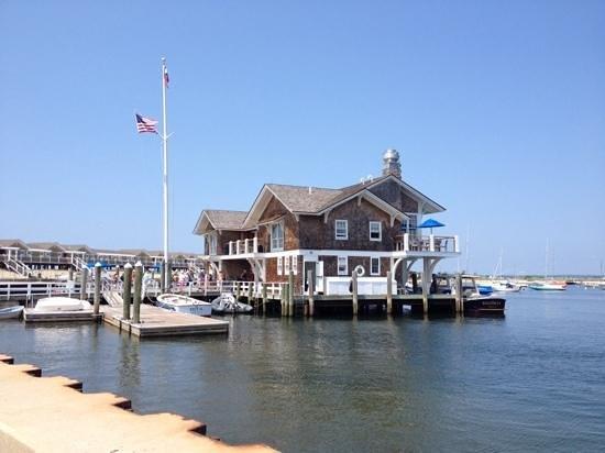 St. Clare's Annex: yacht club