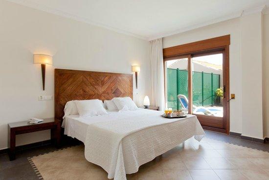 Palau Verd Hotel: habitacion superior