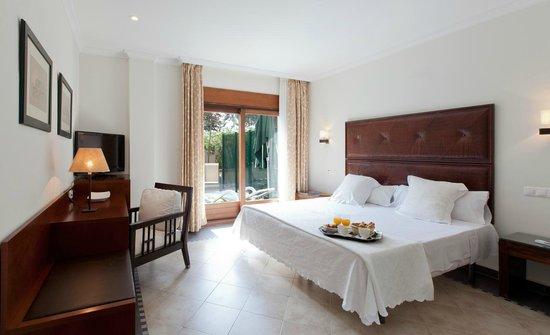 Palau Verd Hotel : habitacion superior
