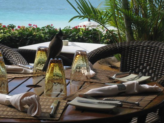 The Residence Mauritius: The Plantation restaurant