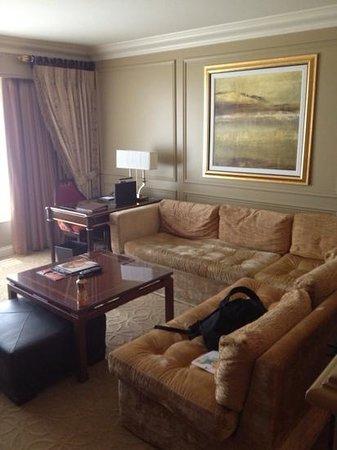 Venetian Resort Hotel Casino: habitacion excelente