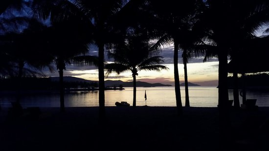 Diamond Bay Resort & Spa : morning