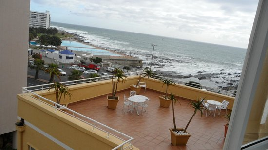 Riviera Suites: View from the apartment