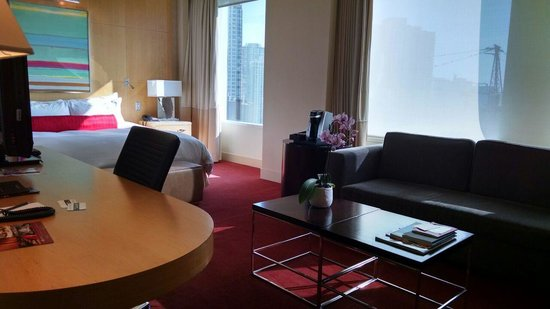 Sofitel Chicago Magnificent Mile : Suite