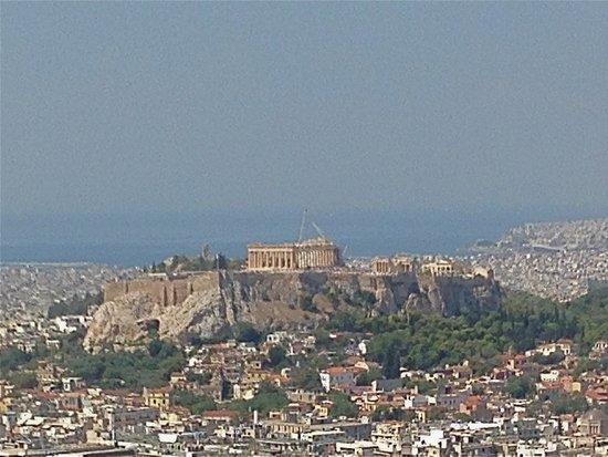 George's Taxi: Athens Acropolis