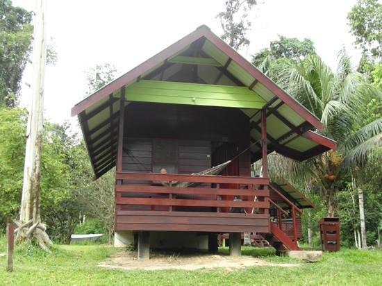 Anaula Nature Resort : Huisje met Hangmat