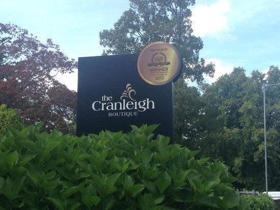 Cranleigh Boutique: Outside