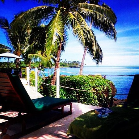 Paradise Taveuni: soaking up the sun in paradise