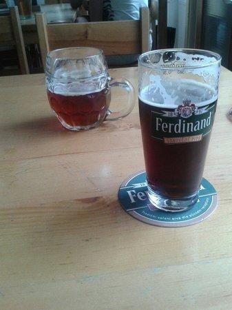 Ferdinanda: Beer