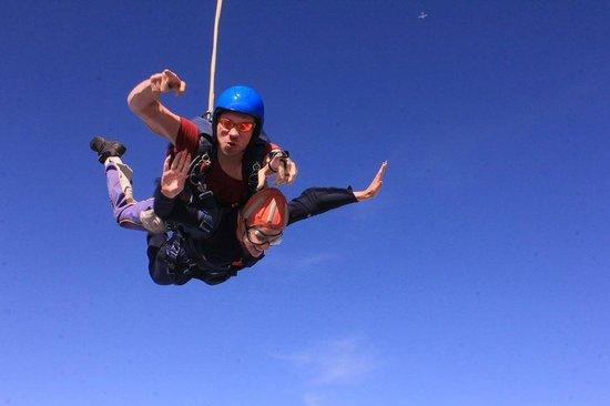 Peterlee Parachute Centre: amazing exerience