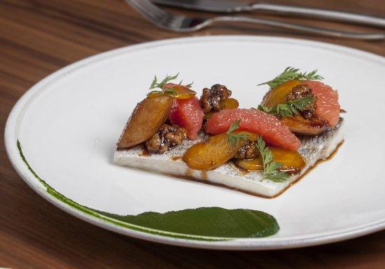 Sixtyone Restaurant: Sea bream