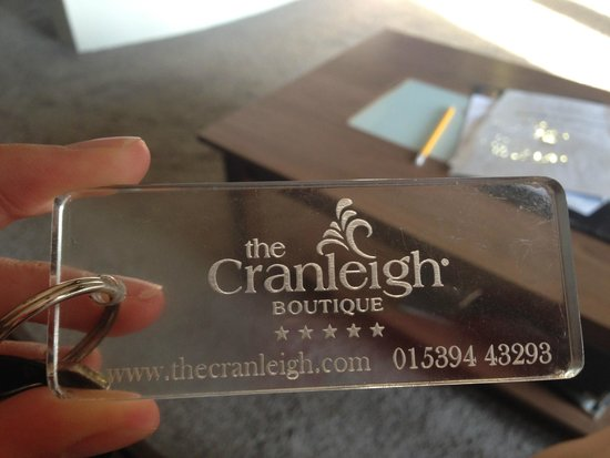 Cranleigh Boutique : Key