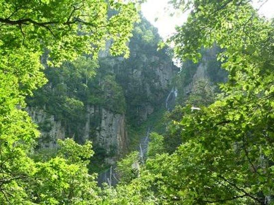 Ginga no Taki Falls: 銀河の滝02