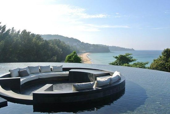 Pullman Phuket Arcadia Naithon Beach: your seat