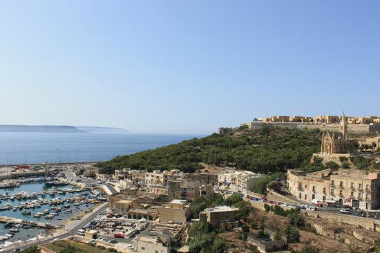 Grand Hotel Gozo: view room 705