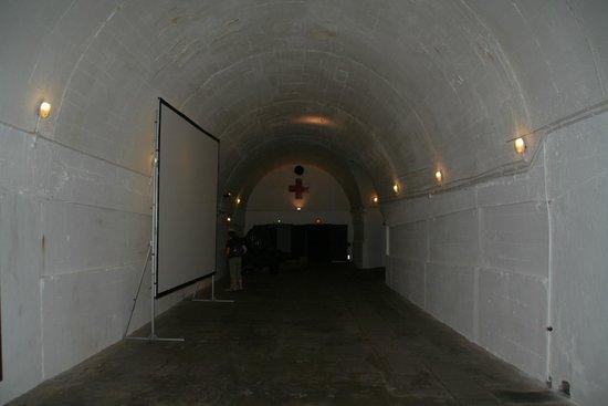 Jersey War Tunnels - German Underground Hospital: Jersey War Tunnel