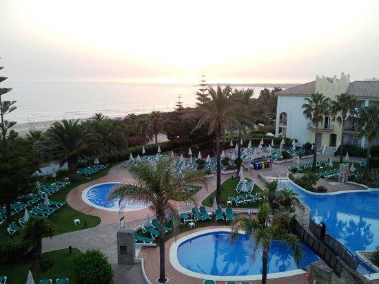 Hotel Fuerte Conil - Costa Luz: DESDE LA HABITACION