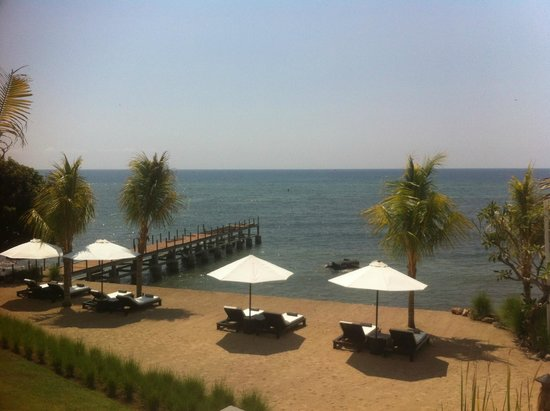 The Lombok Lodge: First impressions......