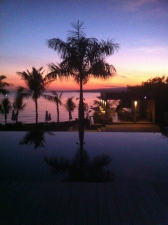 The Lombok Lodge: Sunrise