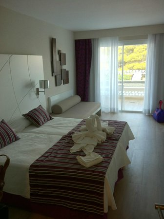 Aparthotel Playa de Muro Suites: Doppelzimmer