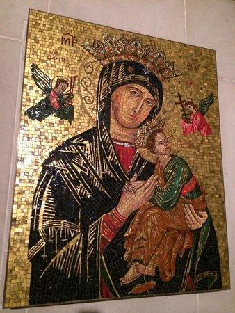 Cathedral Basilica of Saint Louis: mosaic