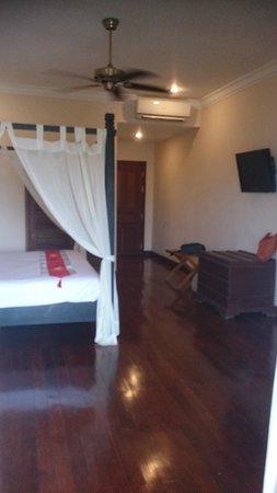 Angkor Heritage Boutique Hotel: Room