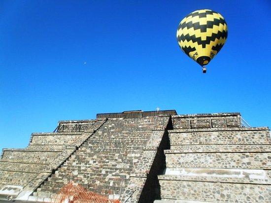 Teotihuacan : Baloon