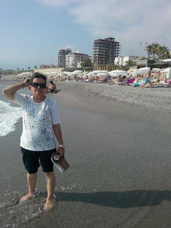 Hotel Happy Elegant: plajında ancak bu kadar oluyor ayakkabısız asla