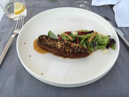 Mylos Bar Restaurant : Duck