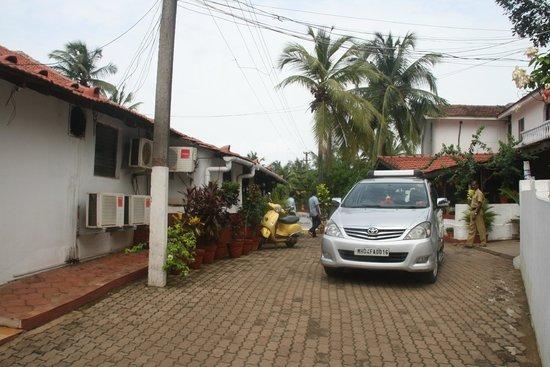 Colonia Santa Maria (CSM): reception area