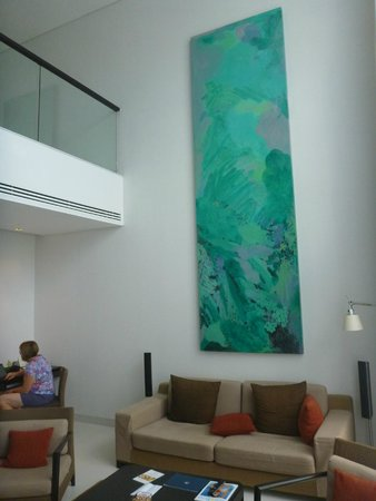 Twinpalms Phuket: 2 story room with roof top pool