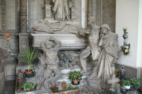 Cimitero Monumentale di Staglieno : Cimitero