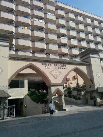 Hotel Happy Elegant: dış görünüm sıkıcı