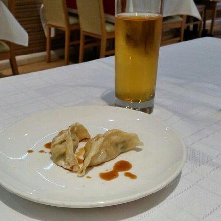 Ogata Yosa: Gyoza and Kirin Beer