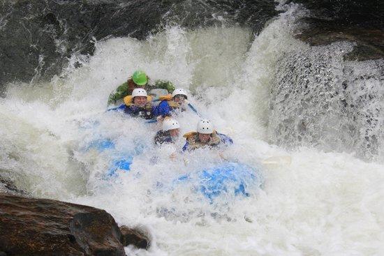Wildwater Rafting - Chattooga: Bull Sluice