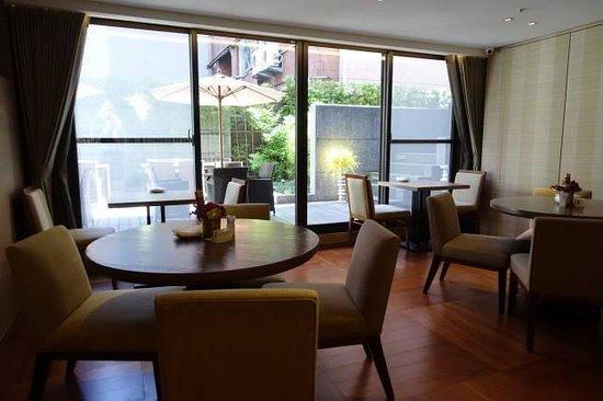 Green World Hotel Jian Pei Suites: 食堂2