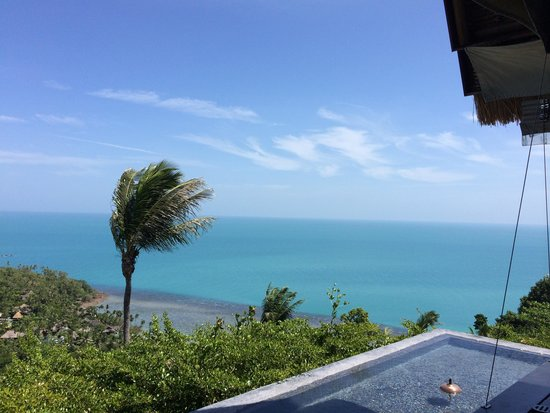 Four Seasons Resort Koh Samui Thailand: Another view from our room!