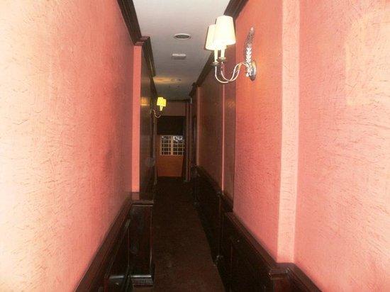 Hotel Geneve Ciudad de México: ホテル内廊下