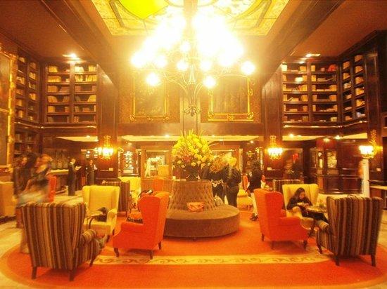 Hotel Geneve Ciudad de Mexico: Lobby