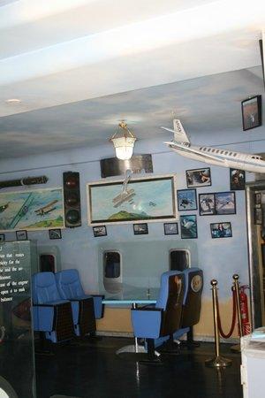 New Fly Restaurant : Интерьер в кафе