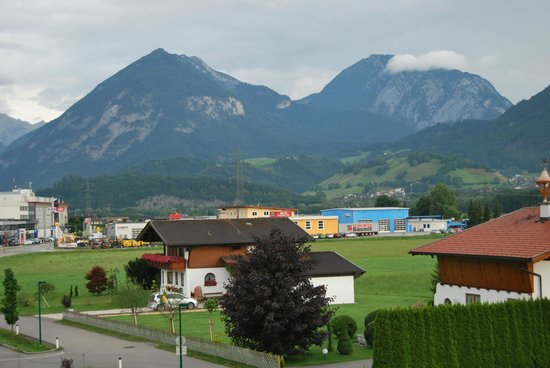Hotel Cafe Zillertal: Vistas